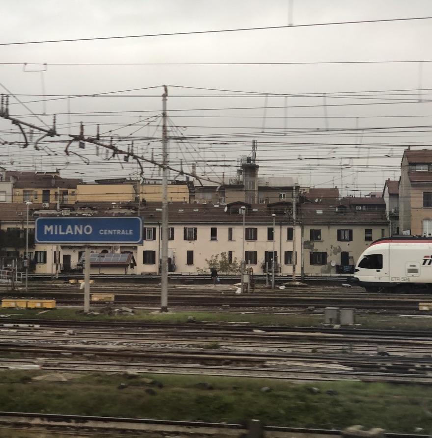 Milanon rautatieasema