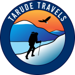 Tarude Travels logo