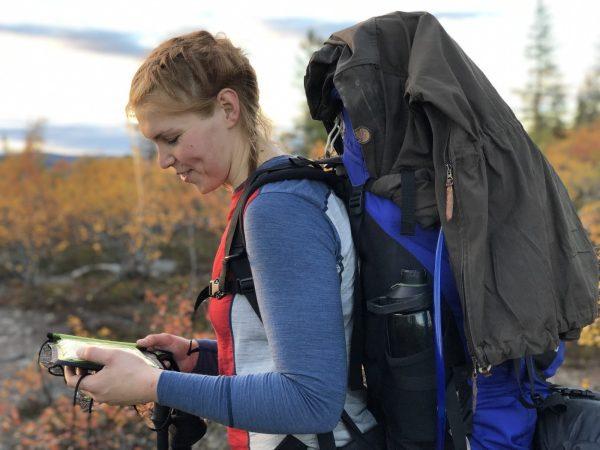 Discover Saimaa goes: tunturivaellus