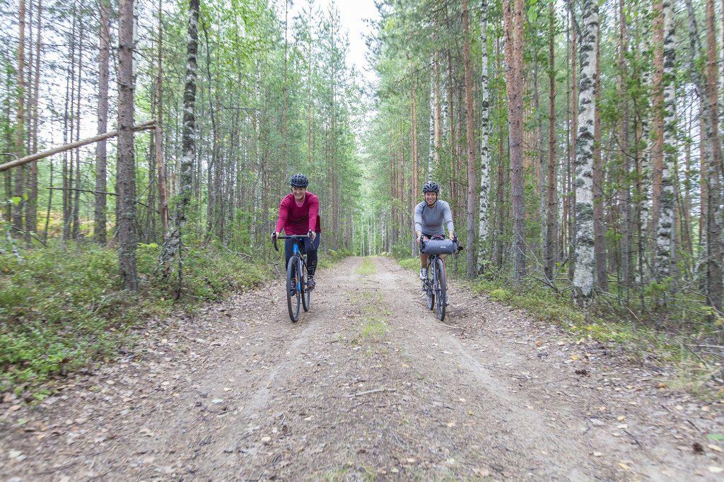 Pyöräile luonnossa