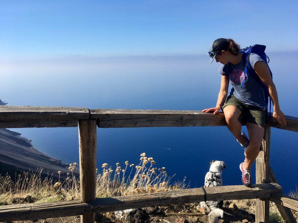 Vaellus Siciliaan Stromboli tulivuorelle